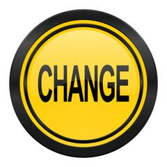 change icon, yellow logo,
