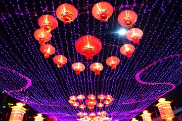 Chinese New Year Decoration.