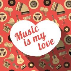 Music To My Love