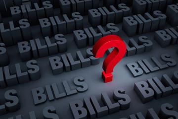 Worried About Bills