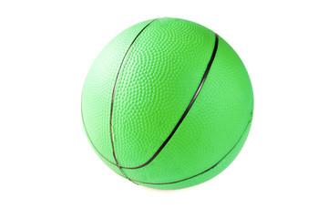 Green medicine ball