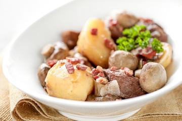 Bœuf bourguignon 5