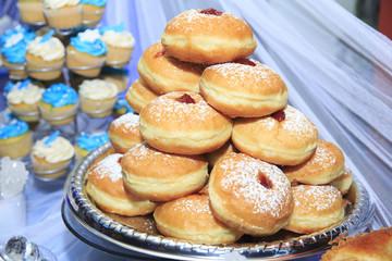 Donuts for Hanukkah