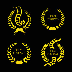 Film Festival Gold Award Set