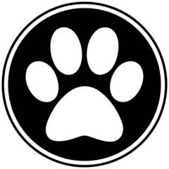 Paw Print Symbol