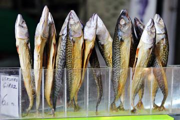 Sardines séchées