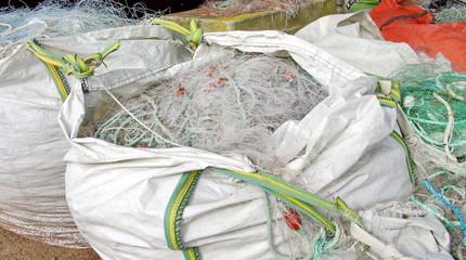 port-filets de pêche