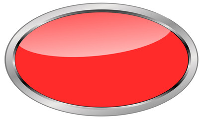 Button oval  #14121-21