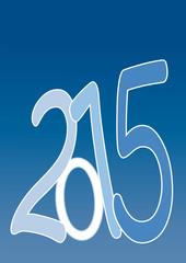 2015 in blau