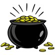 Pot Of Gold - 74971334