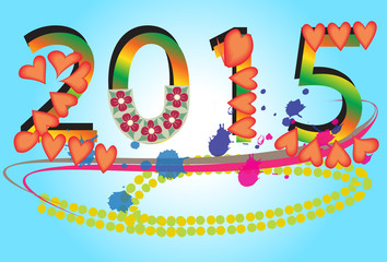 design new year