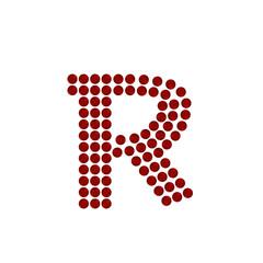 christmas font R
