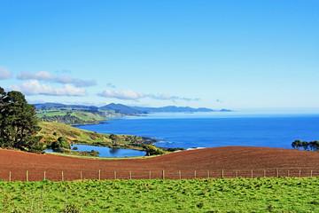 Tasmania top end
