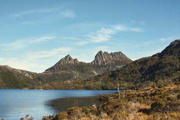 Cradlel Mountain in Tasmania