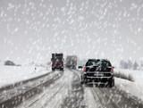 Fototapety Autos im Winter