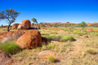 Devils Marbles in the Northern Territory, Australia. - 74976989