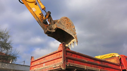 earth moving and heavy industrial construction industry