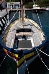 Tourism ship
