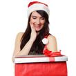 canvas print picture - Weihnachten Geschenke