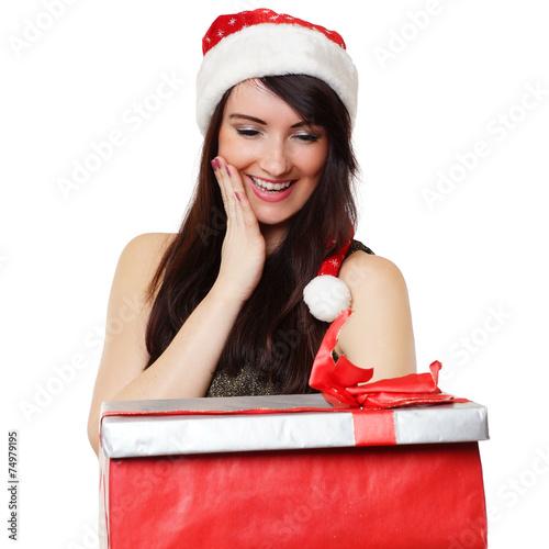 canvas print picture Weihnachten Geschenke