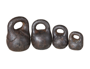 old weights