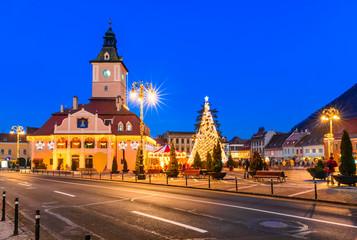 Christmas Market, Brasov, Romania