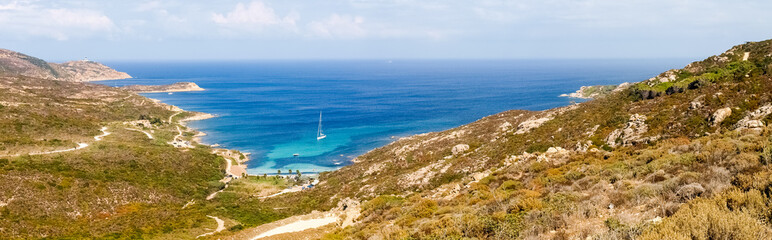 seacoast of Calvi