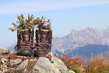 Wandern - 018 - Schuhe - Boesenstein