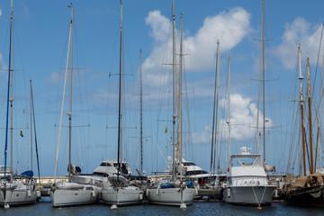 Five Yachts