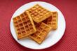 obraz - belgium waffles