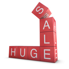 Hule Sale Concept Image