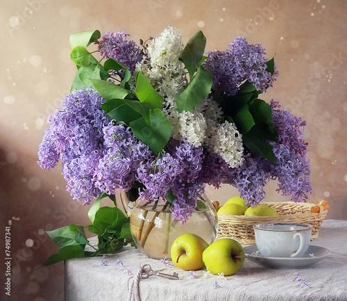 Papiers peints Lilac Сирень