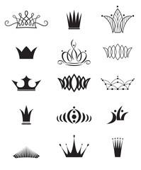 Modern crowns