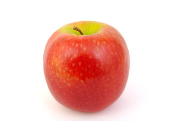 Red Pink Lady apple