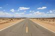 Zdjęcia na płótnie, fototapety, obrazy : Desert road