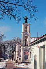 Chapel of Saint Jacek in Vilnius