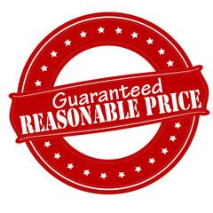 Reasonable price