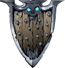 Death Knight Shield