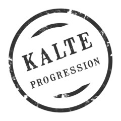 sk231 - StempelGrafik Rund - Kalte Progression - g2719