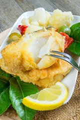 cod fried