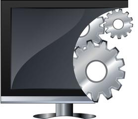 TV repair Icon