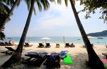 Iles Perhentian avec resort de luxe