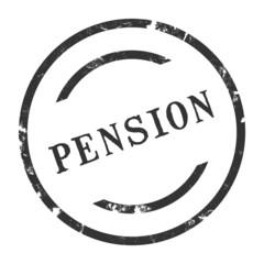sk235 - StempelGrafik Rund - Pension - g2723