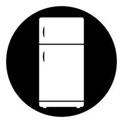Refrigerator button