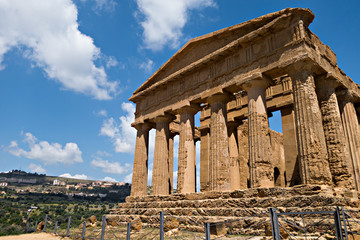 Agrigento's Valley of the Temples