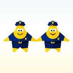 Star professional police