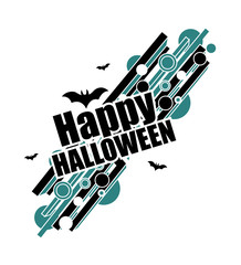 Halloween Graphic Background