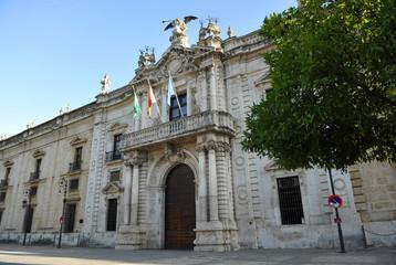 University of Sevilla, Fabrica de Tabacos, Spain