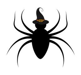 Halloween Spider Shape