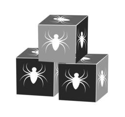 Halloween Spider Boxes